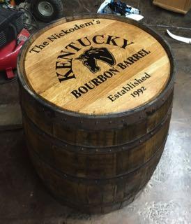 Jack Drakeu0027s Bourbon Barrels